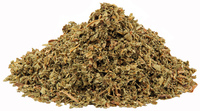 Yerba Santa Leaves, Cut, 1 oz (Eriodictyon californicum)