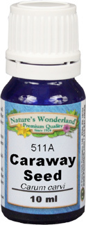 CLEARANCE: Caraway Seed Essential Oil - 10 ml (Carum carvi)