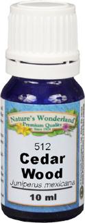 Texas Cedar Wood Essential Oil - 10 ml  (Juniperus mexicana)