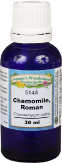 CLEARANCE: Roman Chamomile Essential Oil - 30 ml (Chamaemelum nobile)