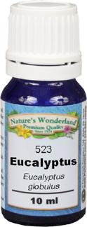 Eucalyptus Essential Oil - 10 ml (Eucalyptus globulus)