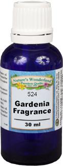 Gardenia Fragrance Oil - 30 ml
