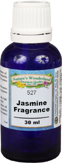 Jasmine Fragrance Oil, Synthetic - 30 ml