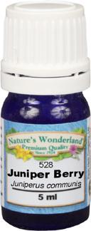 Juniper Essential Oil, 5 ml (Juniperus communis)