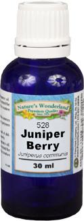 Juniper Berry Essential Oil, 30 ml (Juniperus communis)