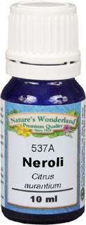 Neroli Essential Oil - 10 ml (Citrus aurantium)