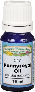 CLEARANCE: Pennyroyal Essential Oil - 10 ml (Mentha pulegium)