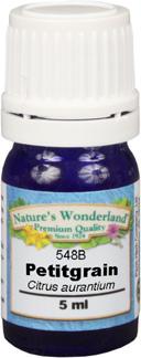 Petitgrain Essential Oil - 5 ml (Citrus aurantium)