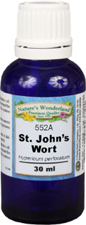 St. John's Wort Essential Oil - 30 ml (Hypericum perforatum)