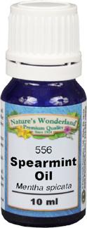 Spearmint Essential Oil - 10 ml (Mentha spicata)