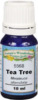 Tea Tree Essential Oil - 10 ml (Melaleuca alternifolia)