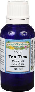 Tea Tree Essential Oil - 30 ml (Melaleuca alternifolia)