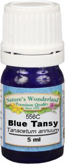Blue Tansy Essentail Oil - 5 ml (Tanacetum annuum)