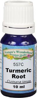 Turmeric Root Essential Oil - 10 ml (Curcuma longa)