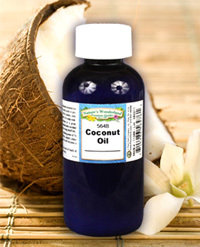 Extra Virgin Coconut Oil,  4 fl oz