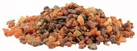 Myrrh Gum, Cut (Fine granules), 16 oz (Commiphora molmol)