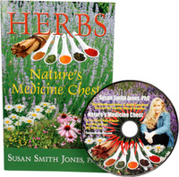 FREE BOOK & CD - Herbs: Nature's Medicine Chest