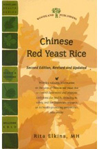 Chinese Red Yeast Rice by Rita Elkins, M.H.