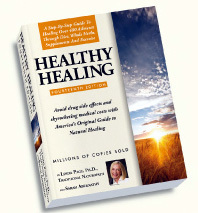 Healthy Healing by Linda Page, Ph.D. (14th Edition)