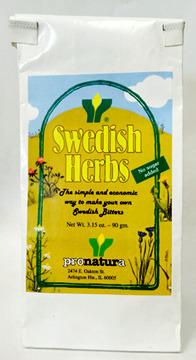 Swedish Herbs, 3.15 oz (Nature Works)