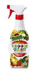 Veggie Wash Fruit & Vegetable Wash, 16 fl oz spray