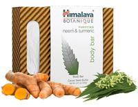 Organique Purifying Neem & Turmeric Soap Bar, 4.41 oz / 125 g (Himalaya USA)