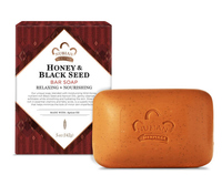 Honey & Black Seed Soap Bar, 5 oz / 141g (Nubian Heritage)