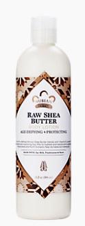 Raw Shea Butter Lotion, 13 fl oz / 384 ml (Nubian Heritage)
