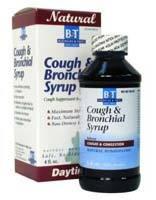 Daytime Cough & Bronchial Syrup, 4 fl oz (Boericke & Tafel)