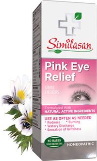 Pink Eye Relief, 0.33 fl oz / 10ml  (Similasan)