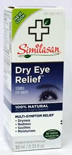 Dry Eye Relief, 0.33 fl oz / 10 ml  (Similasan)