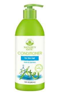 Biotin + Bamboo Conditioner, 18 fl oz / 532 ml (Nature's Gate)