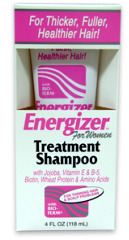 Energizer™ Treatment Shampoo for Women, 4 fl oz / 118 ml (Hobe Labs)