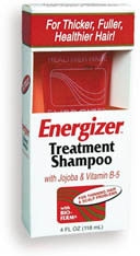 Energizer Treatment Shampoo, 4 fl oz / 118ml (Hobe Labs)