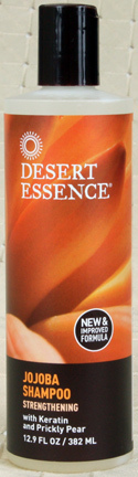 Jojoba Shampoo, 12.9 fl oz / 382 ml  (Desert Essence)