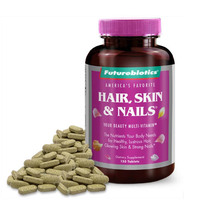 Hair Skin & Nails For Women, 135 tablets (Futurebiotics)