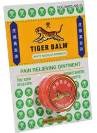 Tiger Balm® - White Regular Strength  0.14 oz tin