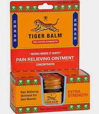 Tiger Balm® - Red Extra Strength, 0.63 oz jar