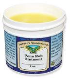 Penn Rub Ointment, 2 oz (Nature's Wonderland)