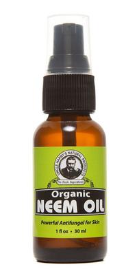 Organic Neem Oil, 1 fl oz / 30ml (Uncle Harry's)