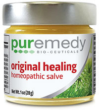 Original Healing Homeopathic Salve, 1 oz (Puremedy)
