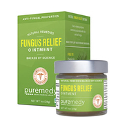 Fungus Relief Homeopathic Salve 1 oz (Puremedy)