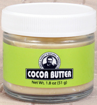 Uncle Harry's Cocoa Butter, 1.8 oz / 51g (Uncle Harry's)