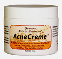 Acne Creme, 2 oz (African Formula)