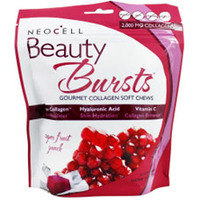 Beauty Bursts Collagen Soft Chews - Fruit Punch, 60 (Neocell)