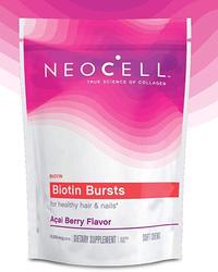 Biotin Bursts - Acai Berry, 30 soft chews (Neocell)