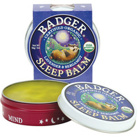 Sleep Balm, 2 oz / 56g (W.S. Badger Co.)