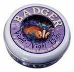 CLEARANCE SALE: Night Night Balm, 0.75 oz / 21g (W.S. Badger Co.)