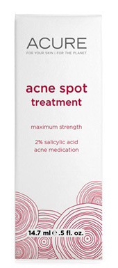 Acne Spot Treatment, .25 fl oz (Acure Organics)