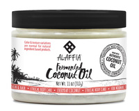 Fermented Coconut Oil, 11 oz / 325ml (Alaffia)